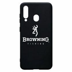 Чехол для Samsung A60 Browning - FatLine