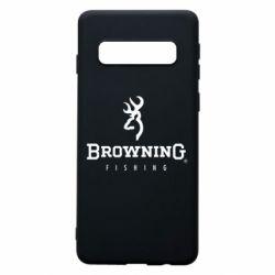 Чехол для Samsung S10 Browning - FatLine