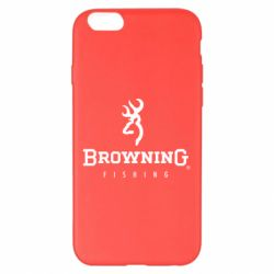 Чехол для iPhone 6 Plus/6S Plus Browning - FatLine