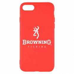 Чехол для iPhone 7 Browning - FatLine