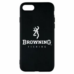Чехол для iPhone 8 Browning - FatLine