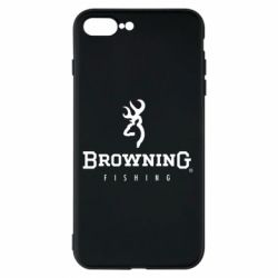 Чехол для iPhone 8 Plus Browning - FatLine