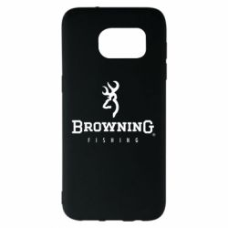 Чехол для Samsung S7 EDGE Browning - FatLine