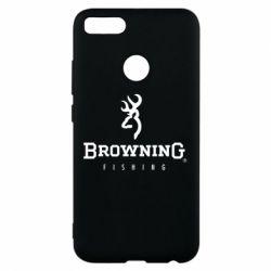 Чехол для Xiaomi Mi A1 Browning - FatLine