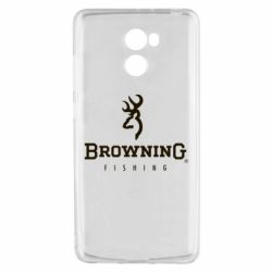 Чехол для Xiaomi Redmi 4 Browning - FatLine