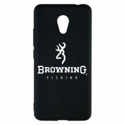 Чехол для Meizu M5c Browning - FatLine