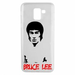 Чехол для Samsung J6 Bruce Lee