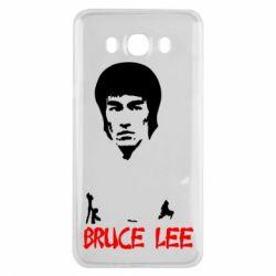 Чехол для Samsung J7 2016 Bruce Lee