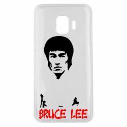 Чехол для Samsung J2 Core Bruce Lee