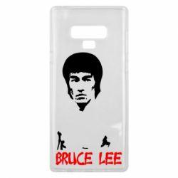 Чехол для Samsung Note 9 Bruce Lee