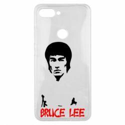 Чехол для Xiaomi Mi8 Lite Bruce Lee