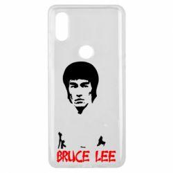 Чехол для Xiaomi Mi Mix 3 Bruce Lee