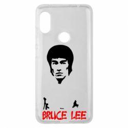 Чехол для Xiaomi Redmi Note 6 Pro Bruce Lee