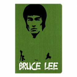 Блокнот А5 Bruce Lee