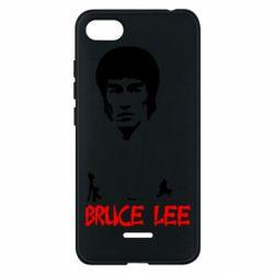 Чехол для Xiaomi Redmi 6A Bruce Lee