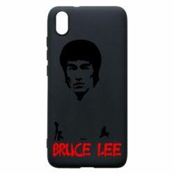 Чехол для Xiaomi Redmi 7A Bruce Lee