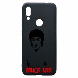 Чехол для Xiaomi Redmi 7 Bruce Lee