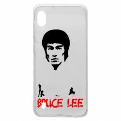 Чехол для Samsung A10 Bruce Lee