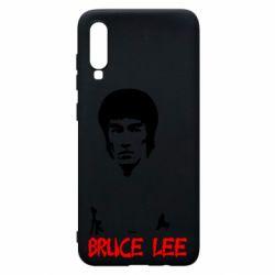 Чехол для Samsung A70 Bruce Lee