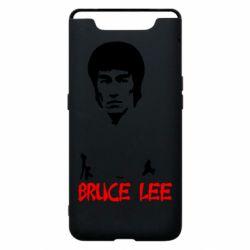 Чехол для Samsung A80 Bruce Lee