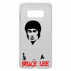 Чехол для Samsung S10e Bruce Lee