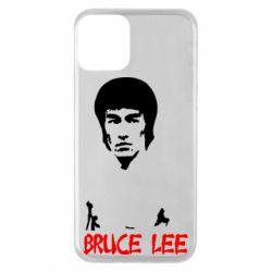 Чехол для iPhone 11 Bruce Lee