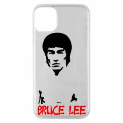 Чехол для iPhone 11 Pro Bruce Lee