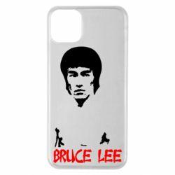 Чехол для iPhone 11 Pro Max Bruce Lee