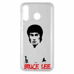 Чехол для Samsung M30 Bruce Lee
