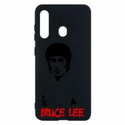 Чехол для Samsung M40 Bruce Lee