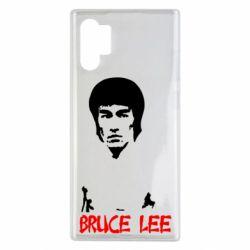 Чехол для Samsung Note 10 Plus Bruce Lee
