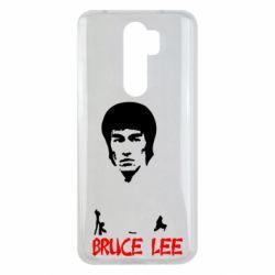 Чехол для Xiaomi Redmi Note 8 Pro Bruce Lee