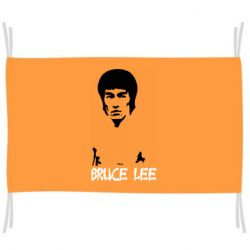 Флаг Bruce Lee