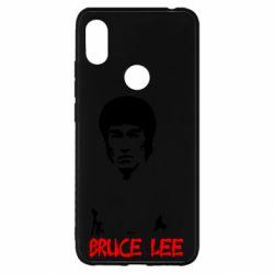 Чехол для Xiaomi Redmi S2 Bruce Lee