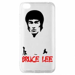 Чехол для Xiaomi Redmi Go Bruce Lee