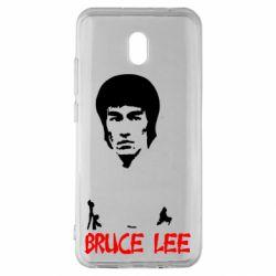 Чехол для Xiaomi Redmi 8A Bruce Lee