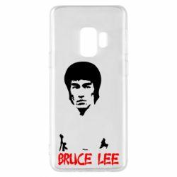 Чехол для Samsung S9 Bruce Lee