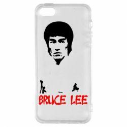 Чехол для iPhone5/5S/SE Bruce Lee