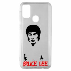 Чехол для Samsung M30s Bruce Lee