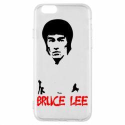 Чехол для iPhone 6/6S Bruce Lee
