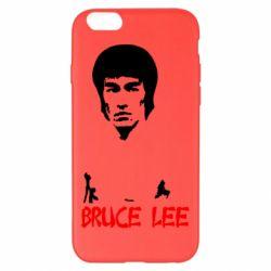 Чехол для iPhone 6 Plus/6S Plus Bruce Lee