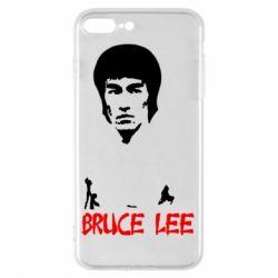 Чехол для iPhone 7 Plus Bruce Lee