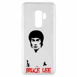 Чехол для Samsung S9+ Bruce Lee