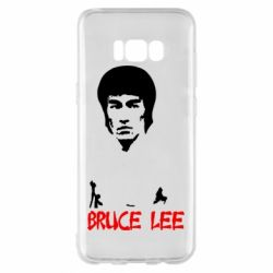 Чехол для Samsung S8+ Bruce Lee