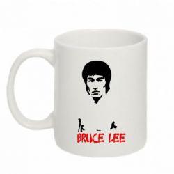 Кружка 320ml Bruce Lee