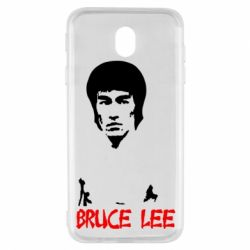 Чехол для Samsung J7 2017 Bruce Lee