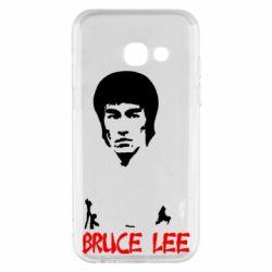 Чехол для Samsung A3 2017 Bruce Lee