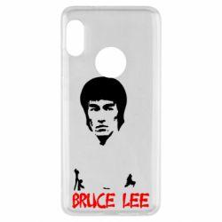 Чехол для Xiaomi Redmi Note 5 Bruce Lee