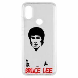 Чехол для Xiaomi Mi A2 Bruce Lee