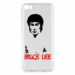Чехол для Xiaomi Mi5/Mi5 Pro Bruce Lee